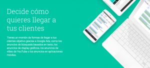 publicidad segmentada en Google Ads websynet barcelona agencia sem