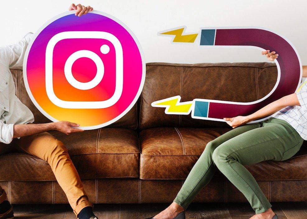 Cómo conseguir visitas a tu página web desde Instagram marekting online barcelona diseño web websynet